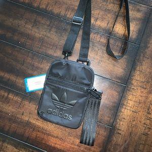 Adidas Crossbody Festival Bag Black